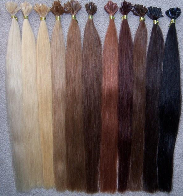 Славянские и европейские волосы для наращивания