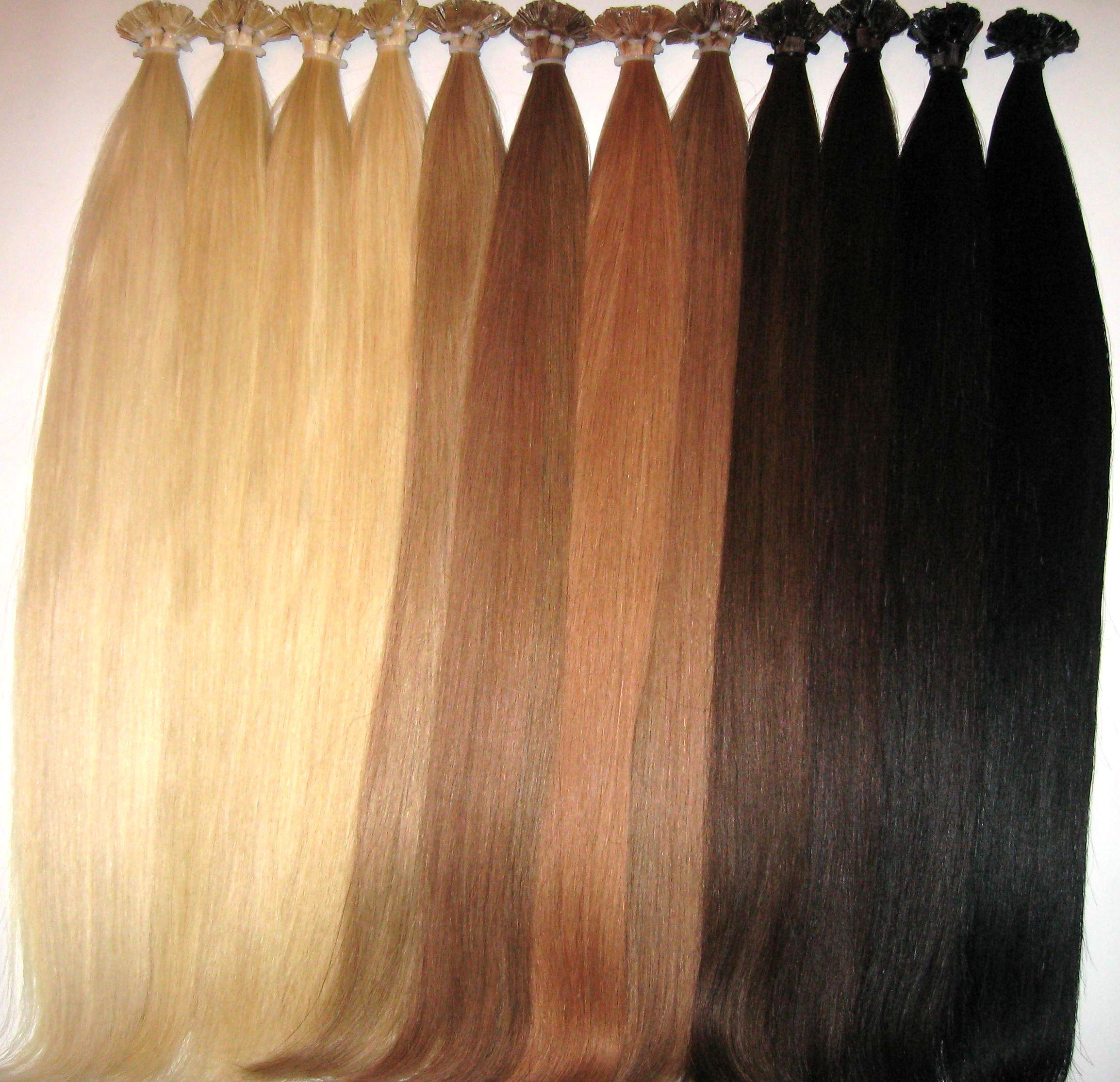 Волосы для наращивания европа
