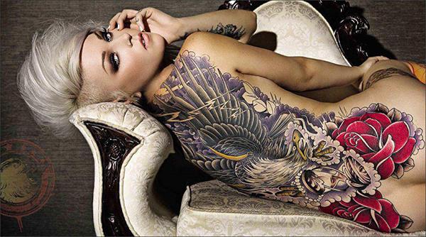 символика татуировок